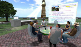 Across the Metaverse: Face-to-face immersion | Language Learning: Digital tools and virtual spaces | Scoop.it