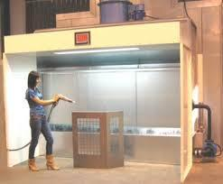 Factors you need to take care of while purchasing used paint booths   automotive paint booth   Scoop.it