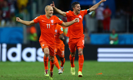 Robben: Belanda Layak Menang Atas Kosta Rika - News - Piala Dunia - Antarnegara - Internasional - Situs Berita Sepak Bola Terlengkap | Piala Dunia 2014 - Belanda | Scoop.it