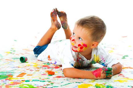 Las ventajas de pintar y colorear en los niños | Educapeques Networks. Portal de educación | Scoop.it