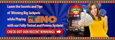 Win Big at Video Keno | Video Keno | Scoop.it