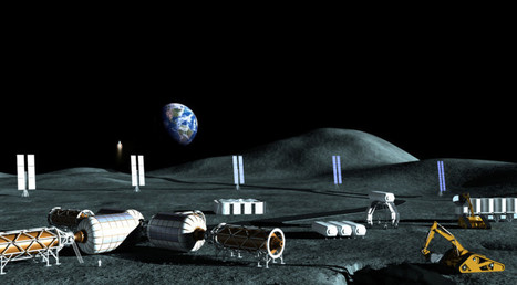 Report Argues Commercial Partnerships can Slash Costs of Human Lunar Missions | SpaceNews.com | Space matters | Scoop.it