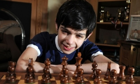 Dundee chess prodigy goes up against the best - The Courier | Chess at school | Scoop.it