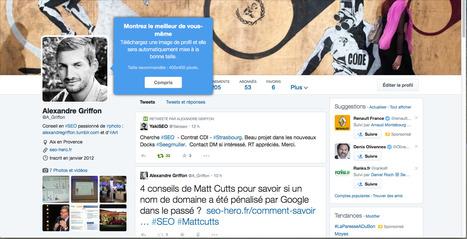 Twitter lance une nouvelle interface ! Analyse des nouvelles fonctionnalités | [SEO] Référencement naturel & e-marketing | Scoop.it