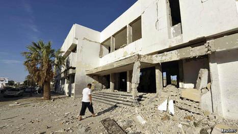 Getting worse - The Economist (blog) #Libya | Saif al Islam | Scoop.it