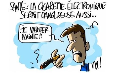 Les cigarettes électroniques ne seraient pas inoffensives : on vapoter plainte ? | e-liquide | Scoop.it