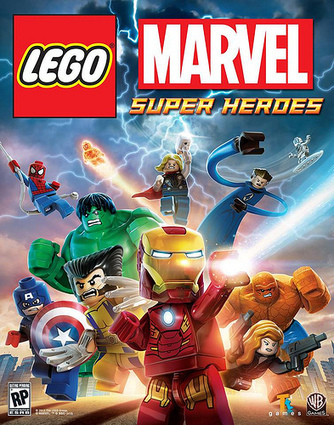 LEGO Marvel Super Heroes Video Game Box Art | Comic Book Trends | Scoop.it