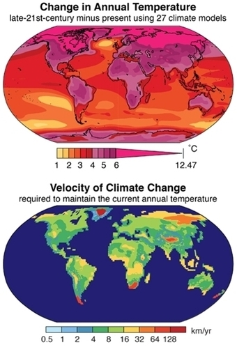Climate changing 10 times faster than ever in 65 million years - domain-B | Global Warming | Scoop.it