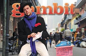 New Orleans' new poetry scene - bestofneworleans.com | performance poetry | Scoop.it