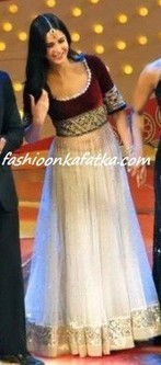 Katrina Kaif Zee Cine Awards Anarkali Suit | Big sale at Fashionkafatka.com!!! | Scoop.it