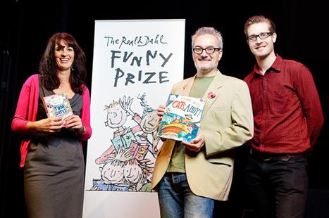 Roald Dahl Funny Prize 2011 | LibraryLinks LiensBiblio | Scoop.it
