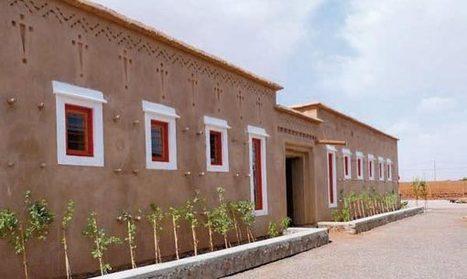 Un modèle de construction peu développé au Maroc - LE MATiN | Architecture écologique | Scoop.it