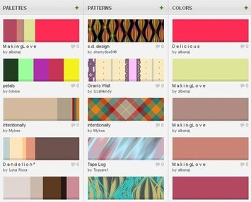 33 Essential Web Design Tools You're Probably Not Using | Multy Shades | ❤ Social Media Art ❤ | Scoop.it