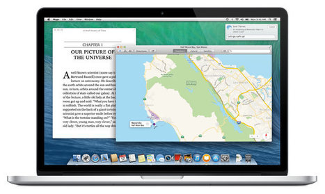 Apple OS X Mavericks review: Putting shine on something shiny - Apple Balla | mike | Scoop.it