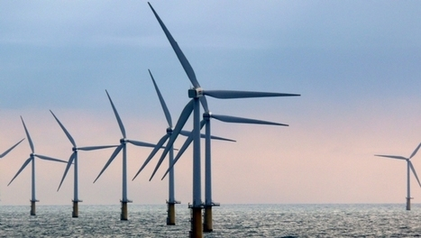UK offshore wind capacity hits 10GW as £2.6bn Beatrice project receives green light | Energies Renouvelables | Scoop.it