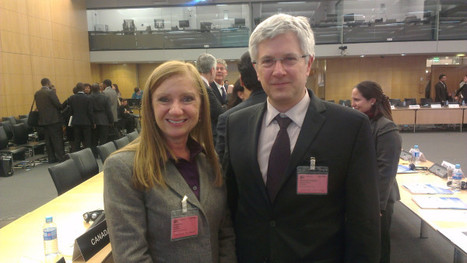 Costa Rica and Colombia | OECD Aid for Trade Policy Dialogue 2013 | Scoop.it