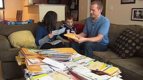 Andover Boy With Autism Gets Birthday Cards From Around The World After Mom's Facebook Post - CBS Boston | Special Needs News | Scoop.it