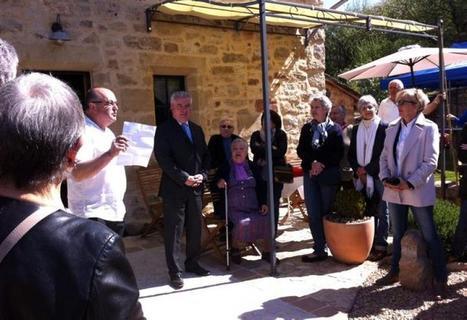 Sébrazac. Le gîte du Tailleur inauguré | L'info tourisme en Aveyron | Scoop.it