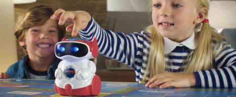 Doc, il robot di Clementoni che insegna ai bambini le basi della programmazione - Wired   App, social, internet bambini e ragazzi   Scoop.it