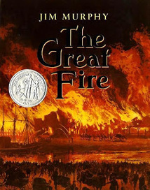 Great Common Core Nonfiction: Murphy, Jim. The Great Fire. | What Grows Readers! | Scoop.it