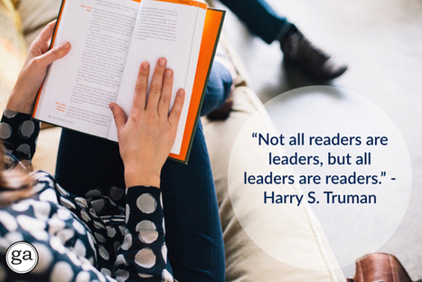 Leaders Need a Daily Reading Habit | school improvement process | Scoop.it
