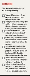 Localized E-Learning for Global Audiences | Learning, Learning Technologies & Infographics - Interest Piques | Scoop.it