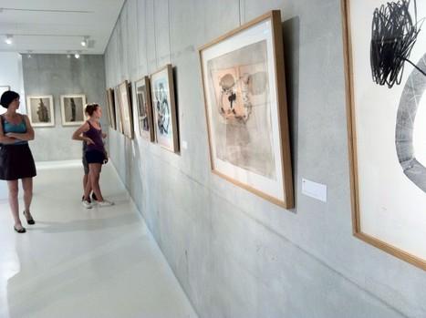 Miró, Tàpies… Expo contemporaine aux Eyzies | Périgord Noir | Scoop.it