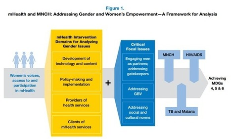 Report: Addressing Gender And Women's Empowerment in mHealth for MNCH | mHealth: Patient Centered Care-Clinical Tools-Targeting Chronic Diseases | Scoop.it