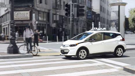 Cruise Automation is testing an autonomous Chevy Bolt in San Francisco | Vous avez dit Innovation ? | Scoop.it