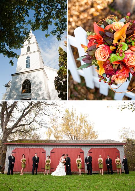 Rustic, DIY Fall Wedding|Uniquely You Planning On How To Plan A Perfect Wedding | Wedding Planning | Scoop.it