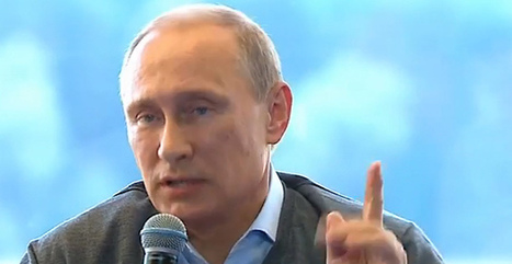 What if Putin is Telling the Truth? | Wandering Salsero | Scoop.it