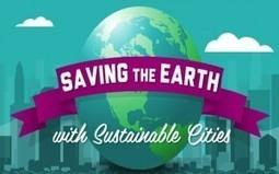 Infographie : les villes durables - Web Développement Durable | Habitat durable et éco-construction | Scoop.it