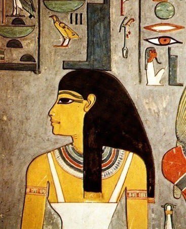 Is Isis a Black Goddess? | Ancient Egypt and Nubia | Scoop.it