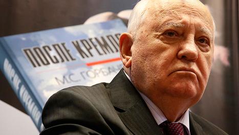 Gorbachev: Putin saved Russia from disintegration | Saif al Islam | Scoop.it