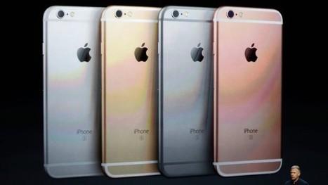 iPhone 5se: on prête l'oreille aux rumeurs sur la taille, les couleurs, l'annonce officielle | Freewares | Scoop.it