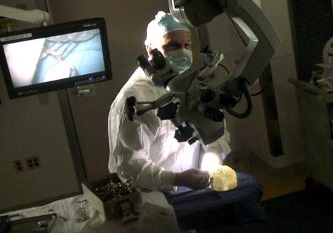 With a 3D printer, doctors get help prepping for complex surgeries | Doctor | Scoop.it