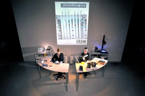 « Substance et code » : Quand Oudeis rencontre Paul Vanouse #bioart - The Artchemists | Arts Numériques - anthologie de textes | Scoop.it