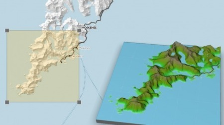 3D print your own little piece of Norway with Terrafab | GizMag.com | Creative Communication News | Scoop.it