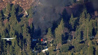 Christopher Dorner: Police demolish cabin, hear single gunshot | Littlebytesnews Current Events | Scoop.it