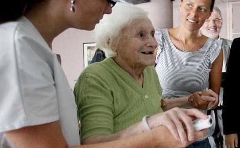 Les jeux vidéo sont bons pour les personnes âgées | Blog ... | Dépendance et accompagnement | Scoop.it