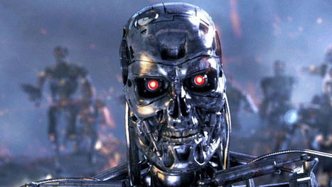 How Skynet Might Emerge From Simple Physics | leapmind | Scoop.it