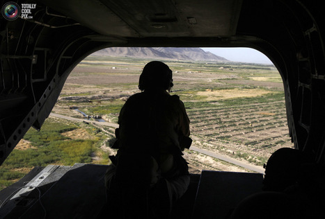A Soldier's Life In Afghanistan >> TotallyCoolPix | Photojournalism - Articles and videos | Scoop.it