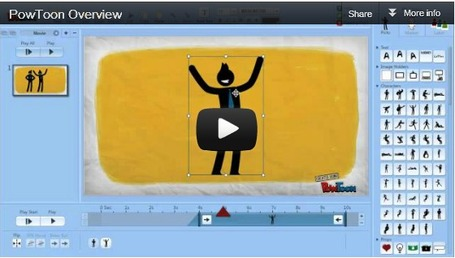 PowToon: AMAZING free animation tool | Keep learning | Scoop.it