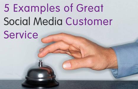Loyalty through Great Social Media Customer Service   Social Media Today   Social Media Journal   Scoop.it