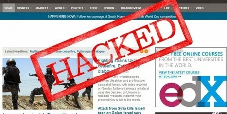 Syrian Electronic Army's Latest Massive Attack | Cyber Security News Channel | Scoop.it