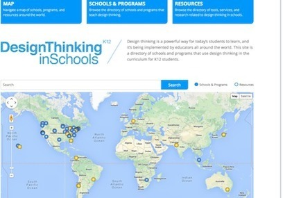 Design Thinking in Schools: An Emerging Movement Building Creative Confidence in our Youth - Getting Smart by Guest Author - design thinking, IDEO, Innovation | Design-led Innovation | Scoop.it