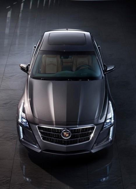 2014 Cadillac CTS | Car models | Scoop.it