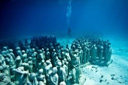 Eerie, un incroyable musée sous-marin | Musette | Scoop.it