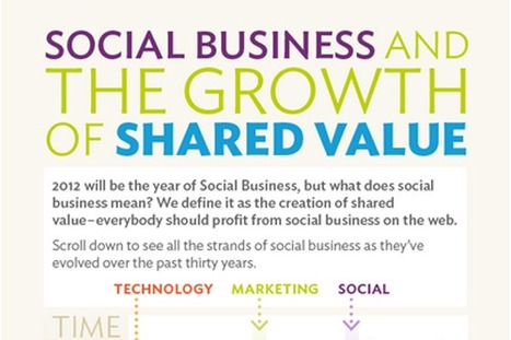 The Rise of Social Business – Broader than Facebook, Twitter, LinkedIn, Google+ Combined | Social Media | Scoop.it