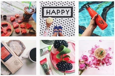 Four delicious examples of food & drink brands on Instagram | Social Media Marketing Does Not Replace SEO | Scoop.it